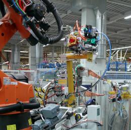 2.1 Contrôle infrarouge automatique industrie CND