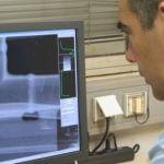 Contrôle par radiographie numérique CND