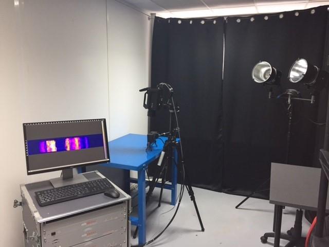 Nouveau laboratoire Thermoconcept dédié aux essais non destructifs