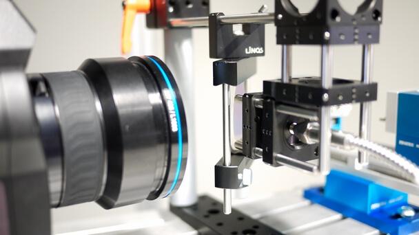 Système de CND infrarouge avec excitation laser