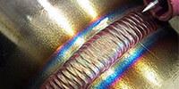 Recherche de défaut sur soudure laser - ITvis