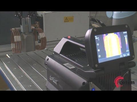 CND infrarouge sur pièces de forge – NTN Transmissions