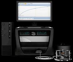 Hot Disk : mesure de conductivité thermique en laboratoire