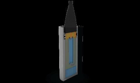 THW-L2 - Insertion sonde pour mesure conductivité thermique liquides