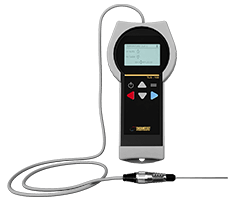 Transient Line Source TLS-100 : appareil portable de mesure de la conductivité thermique des sols et roches