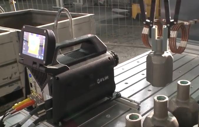 Cellule robotisée CND: Une innovation de pointe