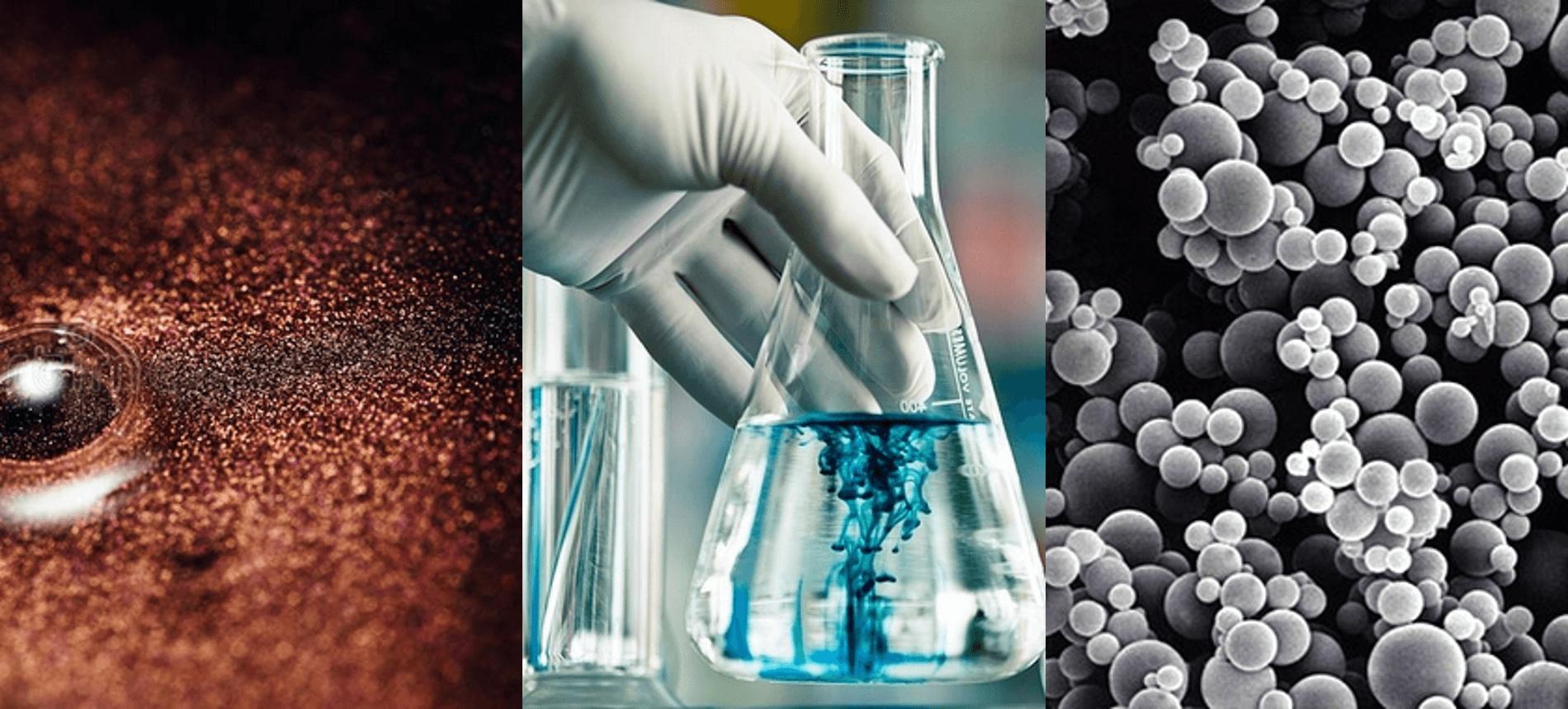 Conductivité thermique d'un nanofluide