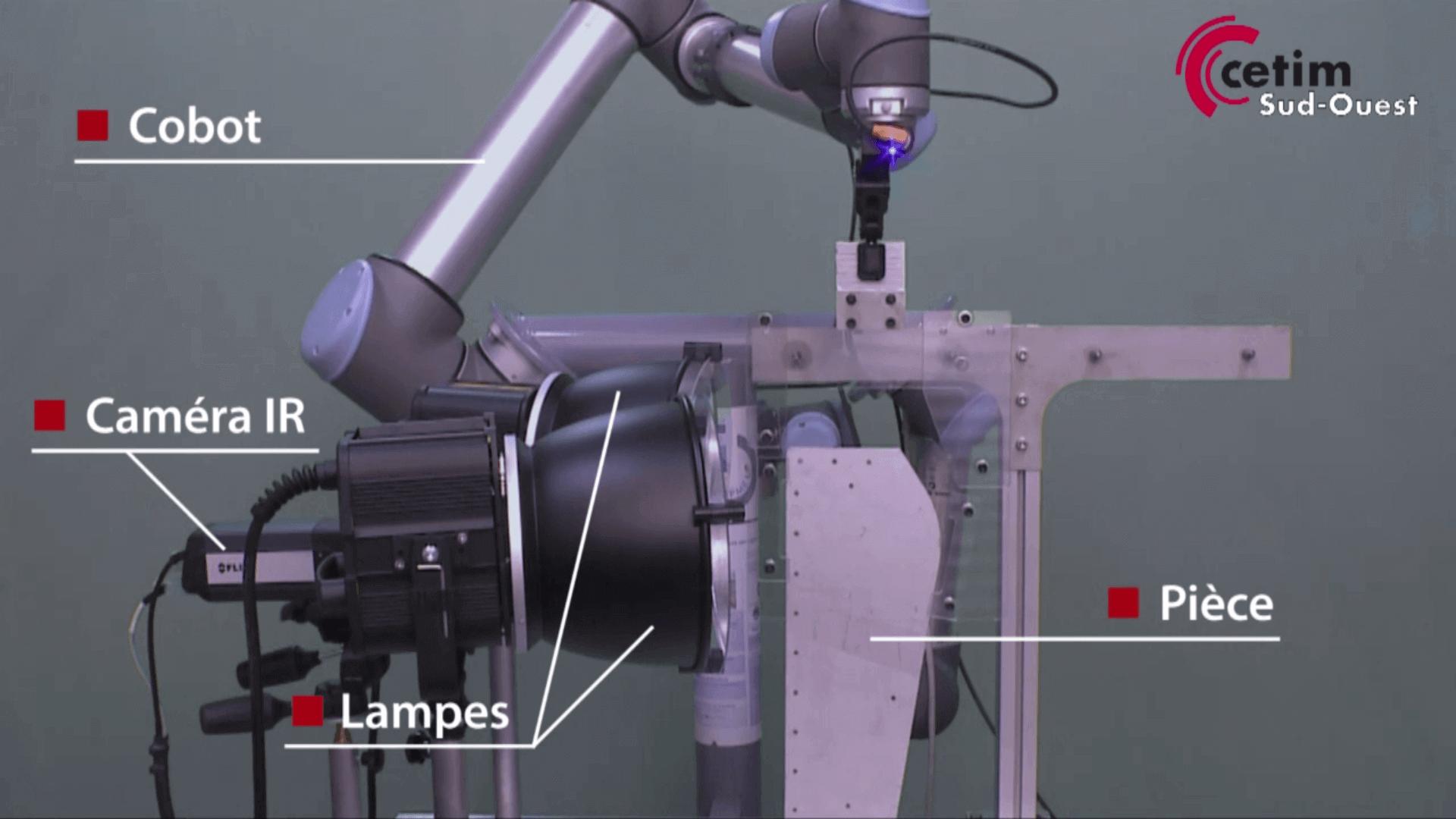 Contrôle de composites : détection automatique de défauts sur trappes en composites
