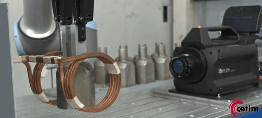 CND automatisé par thermographie infrarouge