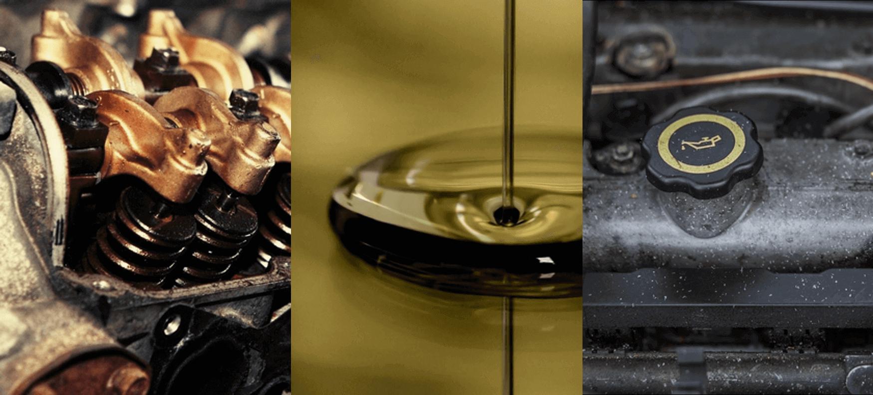 Conductivité thermique de différentes huiles moteur