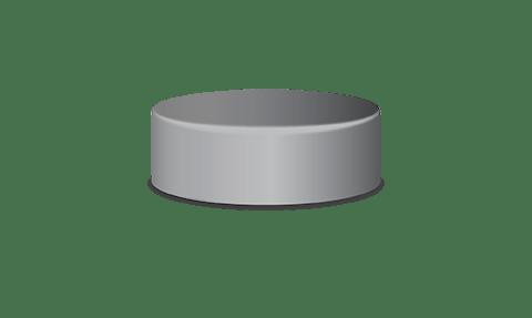 GHFM-02 : échantillon pour mesure conductivité thermique des solides