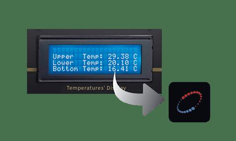 GHFM-02 : résultats mesure conductivité thermique des solides
