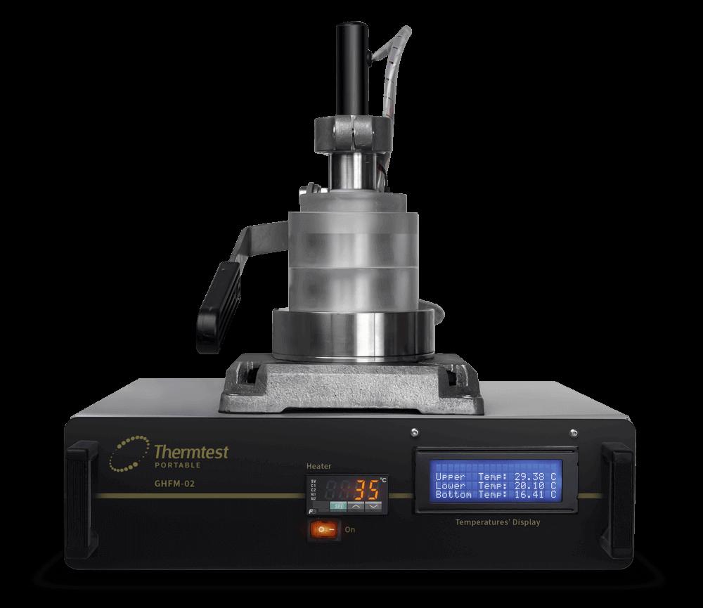 GHFM-02 : Conductivité thermique des solides (sans fond)