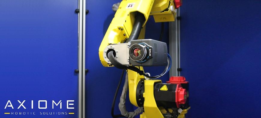 Robotisation du CND (Contrôle Non Destructif) Infrarouge