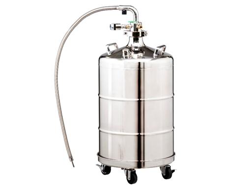 Refroidisseur azote liquide DSC